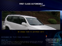 First Class Automobile