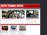 Auto Tuning News