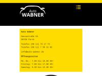 Auto-Wabner