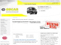 OSCAR Autovermietung, Ralph Finck