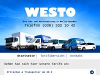 Autovermietung Westo