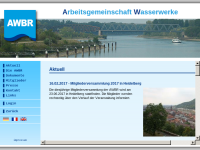 Arbeitsgemeinschaft Wasserwerke Bodensee-Rhein (AWBR)