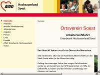 Arbeiterwohlfahrt (AWO), Ortsverein Soest