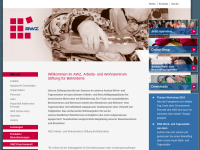 Arbeits- und Wohnzentrum, Stiftung für Behinderte, Kleindöttingen