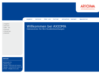 Axioma Unternehmensberatung GmbH