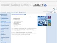 Axon Kabel GmbH