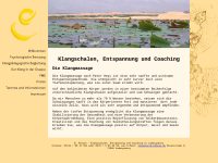 Klangschalen, Entspannung und Coaching