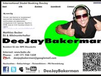 DJ Bakerman