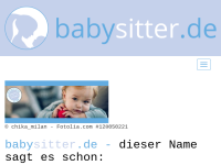 Babysitter.de