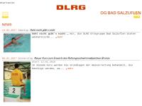 Deutsche Lebens-Rettungs-Gesellschaft e.V. (DLRG), Ortsgruppe Bad Salzuflen