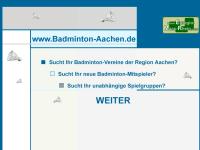 Badminton-Aachen.de