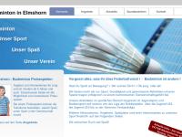 FTSV Elmshorn - Badminton