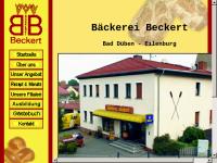Bäckerei Beckert