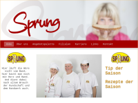 Bäckerei und Konditorei Lothar Sprung
