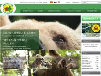 Bärenschutzzentrum Bärenwald