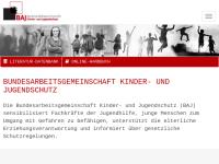 Bundesarbeitsgemeinschaft Kinder- und Jugendschutz e.V. (BAJ)