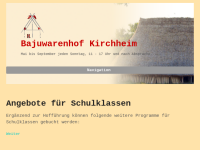 Bajuwarenhof Kirchheim