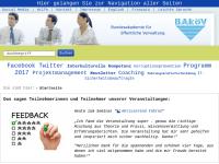 Bundesakademie für öffentliche Verwaltung im BMI (BAköV)