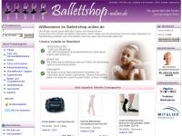 Ballettshop Online