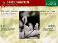 Bambusgarten Bambuszentrum Rhein-Main