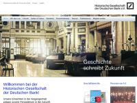 Historische Gesellschaft der Deutschen Bank e.V.