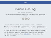 BAR-blog