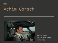 Gorsch, Achim