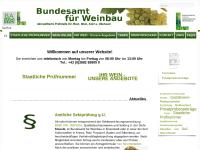 Bundesamt für Weinbau