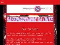 Bayernfreunde ´95 Unterallgäu e.V.