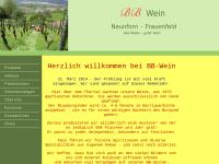 BB-Wein, Barbara Schneller und Beat Gentsch