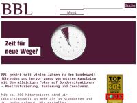 BBL Bernsau Brockdorff & Partner Rechtsanwälte PartGmbB
