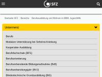 SFZ Berufsbildungswerk für Blinde und Sehbehinderte Chemnitz gGmbH