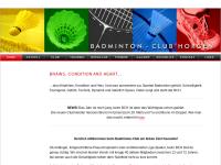 Badminton Club Horgen