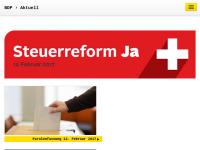 Bürgerlich - Demokratische Partei Kanton Zürich - BDP
