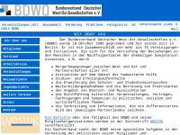 Bundesverband Deutscher West-Ost-Gesellschaften e.V.