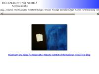 Beckmann und Norda, Rechtsanwälte, Bielefeld