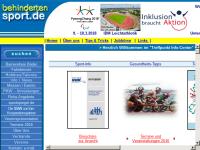 Behindertensport.de