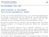 Behrschmidt & Kollegen Versicherungsmakler UG