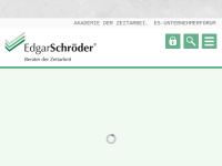 ES Edgar Schröder Unternehmensberatungsgesellschaft für Zeitarbeit mbH