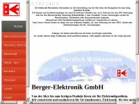 Berger Elektronik, Inh. Daniel Berger