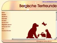 Bergische Tierfreunde e.V.