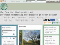 DFG-Forschergruppe zur Biodiversität des tropischen Bergregenwaldes
