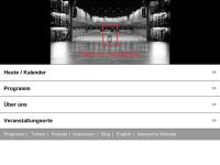 Berliner Festspiele - Theatertreffen