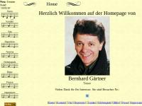 Gärtner, Bernhard
