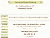 Erd- und Feuerbestattungen Hildegard Steinberg GmbH