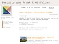 Bestattungen Martin Frank