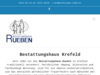 Bestattungshaus Rueben, Inhaber Arne Deininger