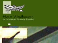 Bestattungen Windhausen Viersen