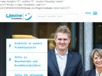 Curt Beuthel GmbH & Co. KG, Sanitätshaus