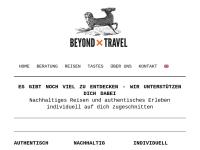 Beyond Travel GmbH - Studienreisen und Reiseberatung